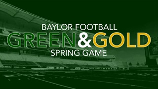 Baylor to hold annual Green & Gold Game on April 21 at 12 p.m. CT