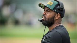 Fran Brown: Matt Rhule believed in me