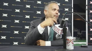 Rhule: Breakout players, best ping-pong player, Twitter habits