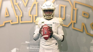 Four-star QB Gerry Bohanon tweets about visit to Baylor