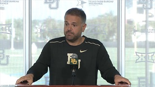 Listen: Matt Rhule WVU Press Conference & Transcript