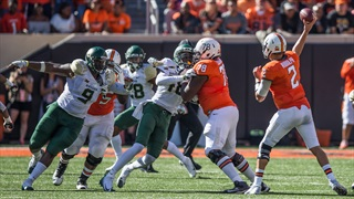 Joe and Ganaway: Finding positives after loss in Stillwater