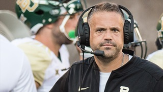 Smoaky: Weekly one-on-one interview with Matt Rhule