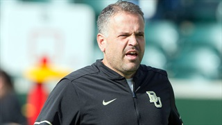 Rhule: Building is an opportunity