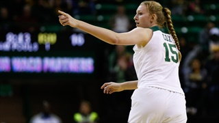 Baylor advances in NCAA tournament with 96-46 victory over Grambling