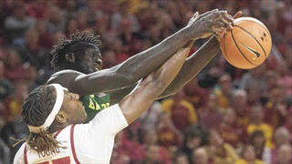 Iowa State hands Baylor fourth loss in Big 12 play