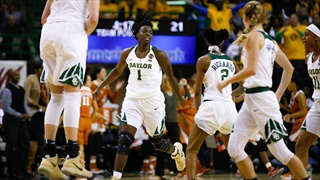 Lady Bears claim Big 12 Championship in Austin