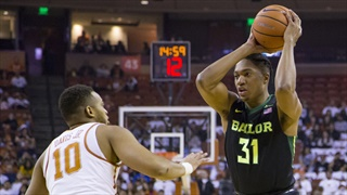 Baylor extends win streak after thrilling double-overtime win over Texas