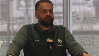 Rhule: 'This team has worked their tail off'