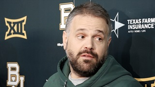 Playlist: Coach Rhule recaps first practice with Lawrence, Lewis
