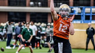 Report: Bears finish off first spring practice of 2018