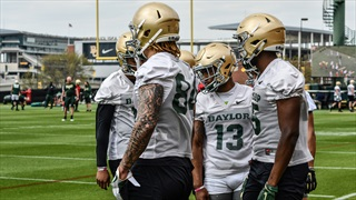 Baylor Position Preview: Wide Receivers