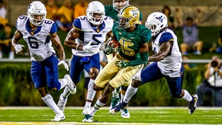 Athlon Sports: Baylor's WR group ranked among top in country