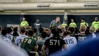 Looking back at Baylor's first four camps of the summer
