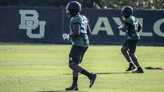 Updated Baylor roster reflects departures, newcomers & weight changes