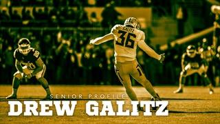 Senior Profile: Drew Galitz back on the grind
