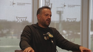 Transcript: Matt Rhule's weekly press conference