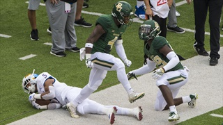 Postgame Wrap Up: Baylor moves to 1-0 in Big 12 play; penalties are not fun