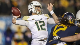 Baylor's QB situation, protection will prove to be key against Pokes