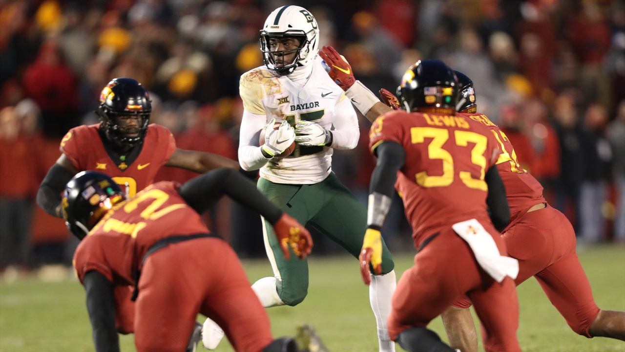 S11 Stats Preview Iowa State Through Three Games In 2019