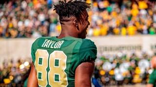 Three freshmen make position changes for Baylor