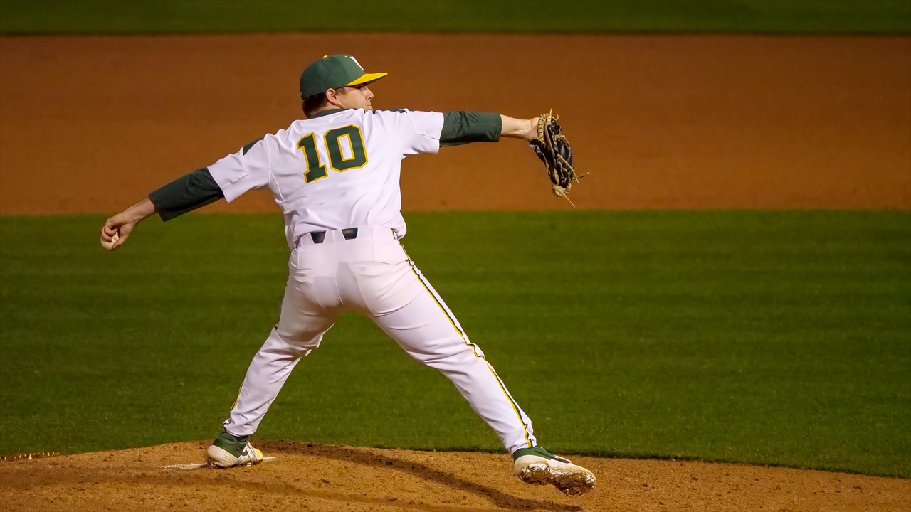Baylor takes game one over No. 22 Texas Tech in thrilling fashion