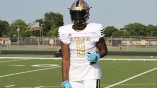 Q&A with 2021 Rider (TX) defensive lineman E'maurion Banks