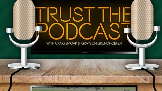 Trust The Podcast: Bears basketball rolling plus football retirement