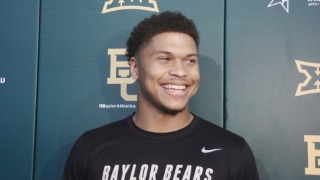 Baylor Players discuss the upcoming road matchup with Kansas State