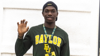 Javon Gipson plans to recruit top prospects to join him in Waco