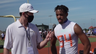 Lancaster four-star RB Isaiah Broadway details recruitment and excitement for the season