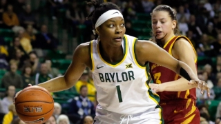 Smith Named to McClain Award 'Final Five' for Baylor WBB