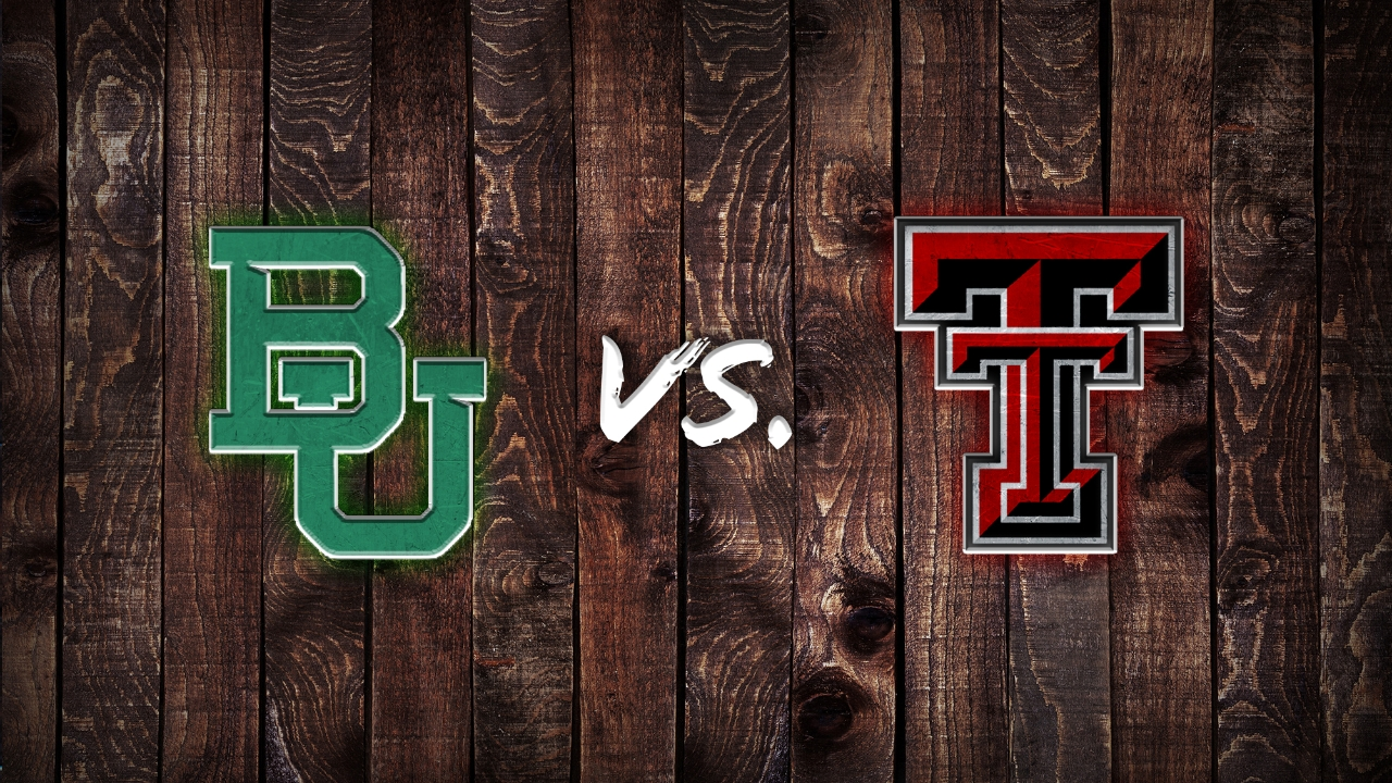 Gameday Thread Baylor Travels To Texas Tech For First Time Since 2008 Sicem365