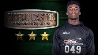 Baylor Signee Breakdown: Cisco Caston