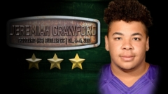 Exclusive Q&A with JUCO offensive lineman Jeremiah Crawford