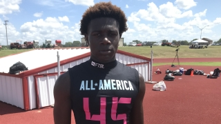 Recruiting Notes: Priority 2022 WR has a Baylor connection