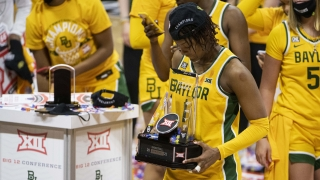 Baylor WBB's Smith Named AP All-American