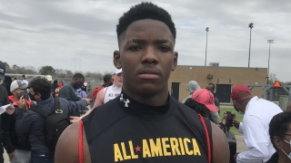 Texas High four-star LB Derrick Brown: Baylor saw the potential in me before anyone else