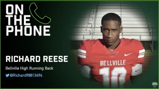 Baylor Commit Richard Reese: I don't like people tackling me