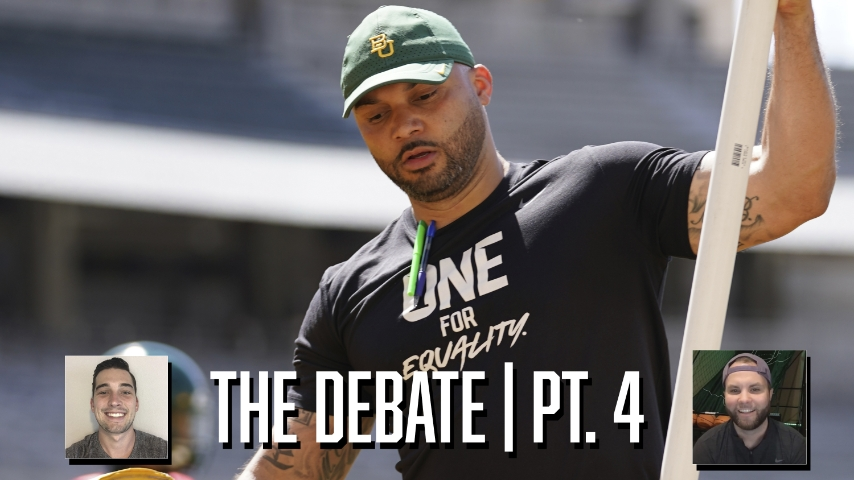 The Debate (Pt. 4): Baylor's best offensive recruiter