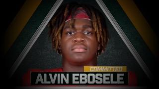 2022 OL Alvin Ebosele commits to Baylor over TCU, OSU, Texas Tech