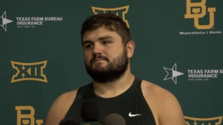 Jacob Gall and Grant Miller discuss fall camp