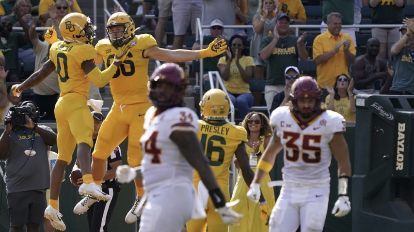 Views From The Brazos: Baylor vs #14 Iowa State